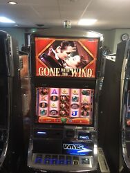 Wms Bb2 Gone With The Wind Working Slot Machine