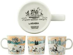 Moomin Arabia Valley Park Limited Mug Cup Rare Cute W/tracking Free Shipping A1
