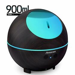 Large Essential Oil Diffuser 600ml for Aromatherapy,Aroma Cool Mist Humidifier