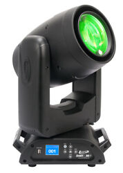 Elation Dartz 360 50w Rgb Led Moving Head Beam With Continuous 360 Degree