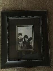 Rare Beatles Neil Aspinall Signed Fan Card