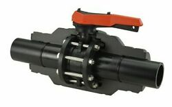 Cool-fit 2.0 Butterfly Valve With Handle Controls Flow- 100mm Or 125mm