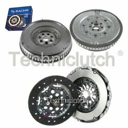 Nationwide 2 Part Clutch Kit And Sachs Dmf For Renault Scenic Mpv 1.9 Dci