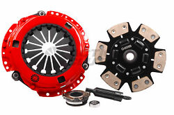 Action Clutch Stage 3 Pressure Plate & Disc Kit for Mitsubishi Lancer 2009-10