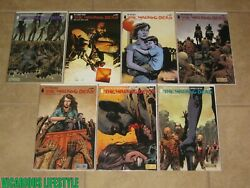 The Walking Dead 127 To 141 Image 15-book Run 128 129 131 132 138 1st Prints Nm