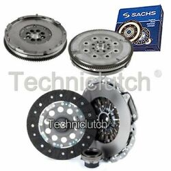 Nationwide 3 Part Clutch Kit And Sachs Dmf For Bmw 7 Series Saloon 728iil