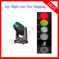 600w Led Profile Spot Wash 3 In 1 Moving Head Dj Stage Wash Light 1pc With Case