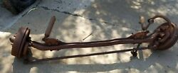 1955 Ford F-100 Pickup Truck Front Axle Assembly