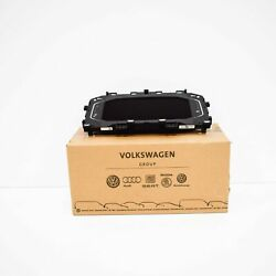 Volkswagen Polo Aw Instrument Cluster Display 2g0920790a New Genuine