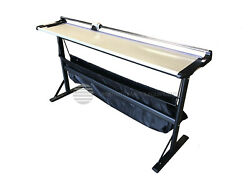 Kw-trio Wide Rotary Paper Trimmer 59 With Stand For Print / Photo Shops 3026