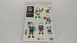 Family Decals Nfl Miami Dolphins Nip