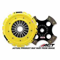 ACT ZX5-HDR4 4 Pad Clutch Pressure Plate for 2007-13 Mazda Mazdaspeed 3 6