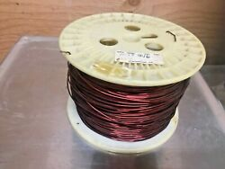 Magnet Copper Wire 16awg  7 3/4+ Pound Spool Magnetic Coil Winding