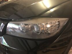 09-11 BMW OEM E90 335 328 LCI ADAPTIVE XENON HEADLIGHT COMPLETE LEFT DRIVER SIDE