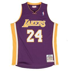 NEW Mitchell & Ness Kobe Bryant LA Lakers Authentic Jersey ROAD 06-07 MSRP: $300