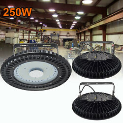 3X 250W UFO LED High Bay Light Warehouse Factory Commercial Shed Gym Fixture