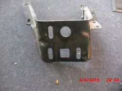 1972 Torino One Year Only Nos Driverand039s Side Front Bumper Bracket-d20z-17767-b