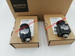 100 New Sony Xc-ei50ce Ccd Industrial Camera In Box