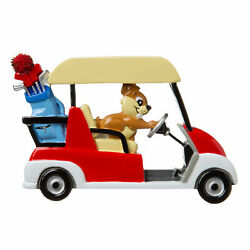 Golf Cart Personalized Christmas Tree Ornament