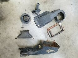 1963 63 Corvette Original February Dated Heater Assembly W/ Y Duct