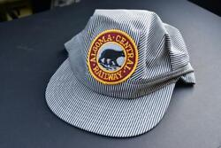 Algoma Central Railway Conductor Style Hat