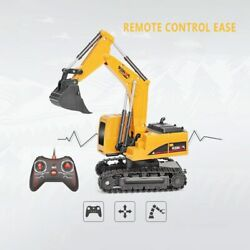 Toy Remote Control Excavator Toy Car Automatic Alloy Rc Truck Mini Engineering