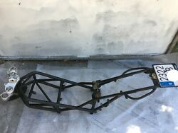 Ducati Black Monster 620 Frame With Plates And Documents Oem
