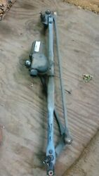1999-2002 Chevy Silverado Gmc Truck Front Windshield Wiper Assesmbly With Motor