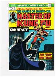 The Hands Of Shang-chi Master Of Kung Fu 16-125 Tot 108 Books Ebay Value 1355