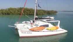 Key West Private Sailing Catamaran Charter Boat Business