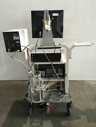 Jaeger Oxycon Pro System W/ Computer Metalbolic Cart Physiology Lab Equipment
