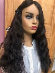 Malky European Multidirectional Hair 20 Wig 4 Curly One Length Large Cap