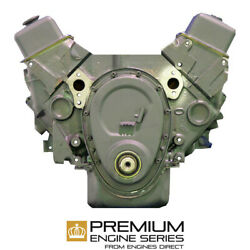 Buick 305 Engine 1986-87 Regal New Reman Oem Replacement W/tinware