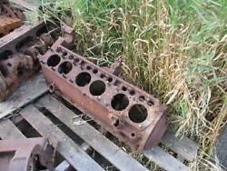 Gm Buick 6 Cyl. Engine Lower Section 30 29 28 27 26 25 24 23 22 21 20 19