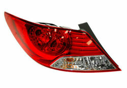 Fit For Accent Sedan 2012 2013 2014 Rear Tail Light Left Driver 92401 1r010