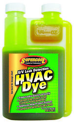 Supercool 24513 Hvac Hvacr Uv Dye Concentrate Detect And Find Leaks Quik 8oz 240ml