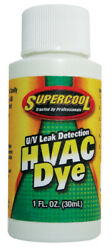 Supercool 44627 Hvac Hvacr Uv Dye Concentrate Detect And Find Leaks Quik 1oz 30ml