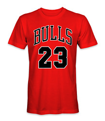 Michael Jordan 23 front and rear design goat basketball player t-shirt