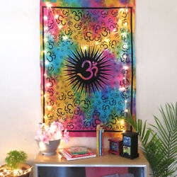Om Wall Poster Tapestry Multicolor Bohemian Wall Hanging Tapestries Home Decor