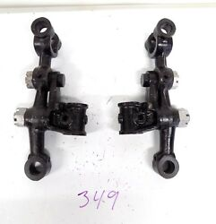 1936-1939 Buick Front Steering Knuckle Supports 1291652 1288348 1288349