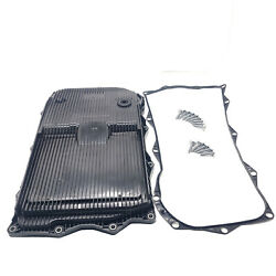 Transmission Oil Pan With Gasket For 14-17 Ram 1500 Jeep Grand Cherokee Chrysler