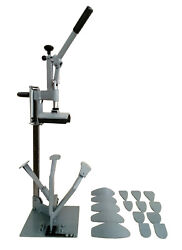 Press Shoe Repair For Regular And High Heel Force Up To 1200 Lbs 500 Kg.