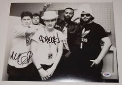 Mike D And Ad-rock Signed Autographed 11x14 Photo Beastie Boys Psa/dna Coa