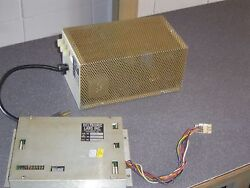 Skee Ball Model H Cpu And Power Supply Unit. Tested And Working Fine