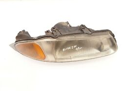 Rover 200 1999 Hatch Front Right Side Headlight Lamp Light Oem 88202335