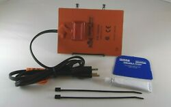 Zerostart 3400084 Silicone Pad Heater 240 Volts 500 Watts With Thermostat