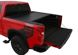 Roll-n-lock A-series Truck Bed Tonneau Cover For 16-19 Toyota Tacoma 5 Ft. Bed