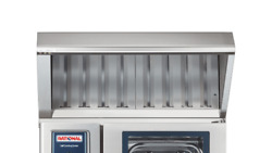 Demo Rational Ultravent Plus Hood Designed for 61 101 single or Double w HEPA