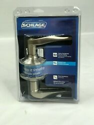 New Schlage Residential Privacy Lock Door Lever - F40v Sac 619