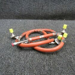 869544-4 Hose Assy Crossover Fuel Nozzle New Old Stock